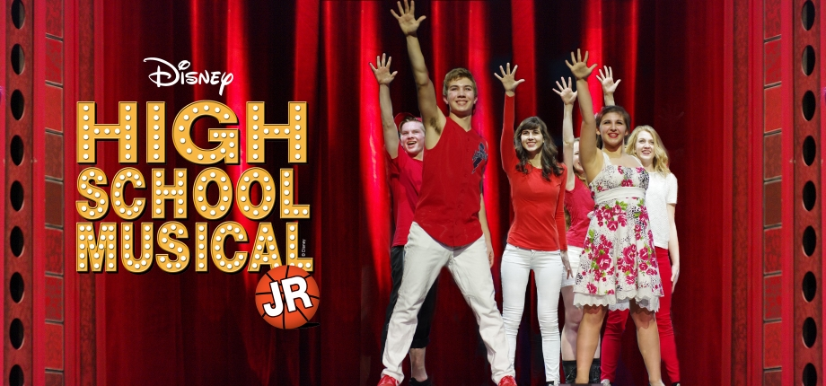 High School musical logo from MTI