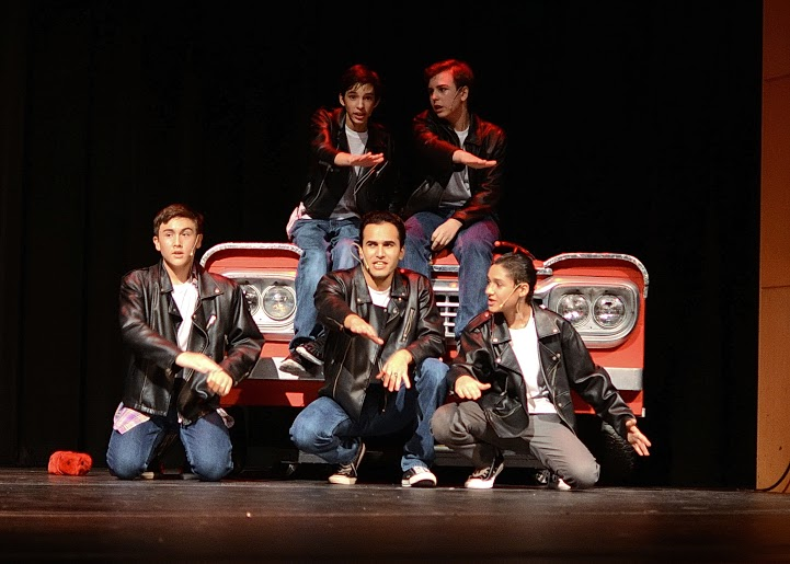 Go Greased Lighting