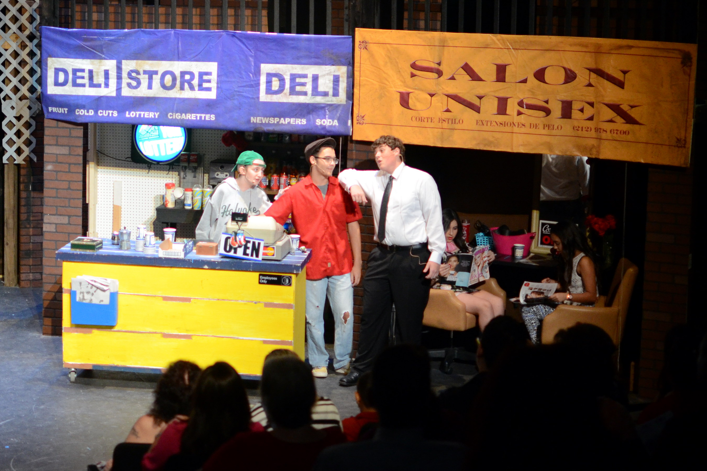 In the HEights pic 1